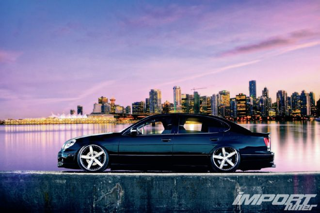 The Lexus GS Platform Has Historically Been The Favorite Luxury Car For  Import Enthusiasts To Develop. As Much As People Dreamed About Modding The  Bigger, ...